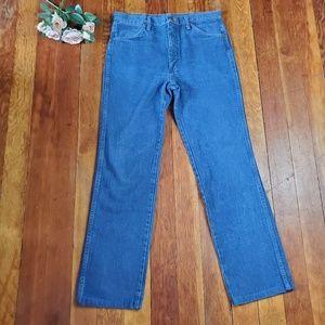 Wrangler Vintage Western Jeans 33x34